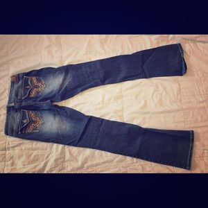 Wallflower denim jeans